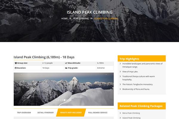 Climbing Guide Nepal