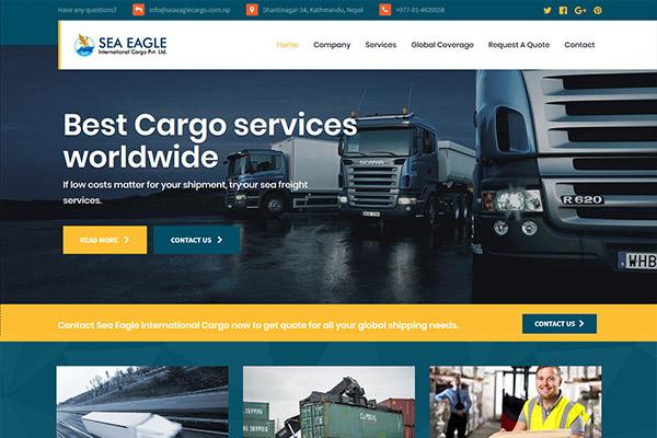 Sea Eagle Int Cargo Service